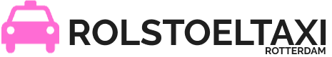 Rolstoeltaxi Rotterdam logo